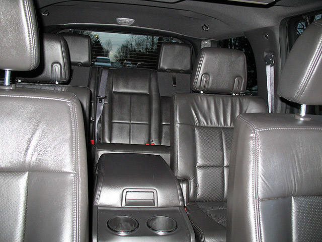 Lincoln Car Pictures Lincoln Navigator Interior New And Updated Pics